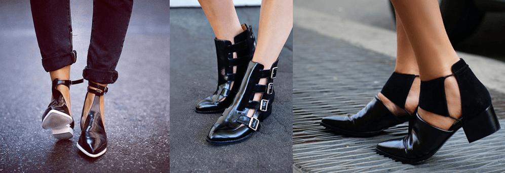 ayakkabı trendi