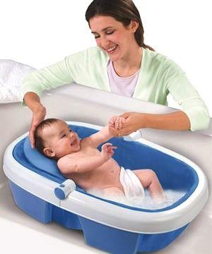 bebe banyosu nasıl yapılır