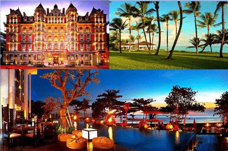Rüya Gibi Bir Düğün İçin Dünyadan Otel Önerileri