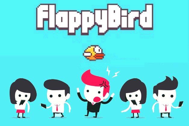 Flappy Bird Popülerliğini Koruyor
