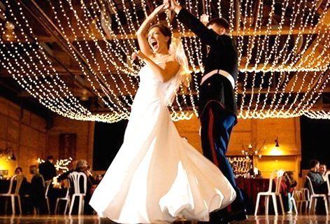 düğünde dans