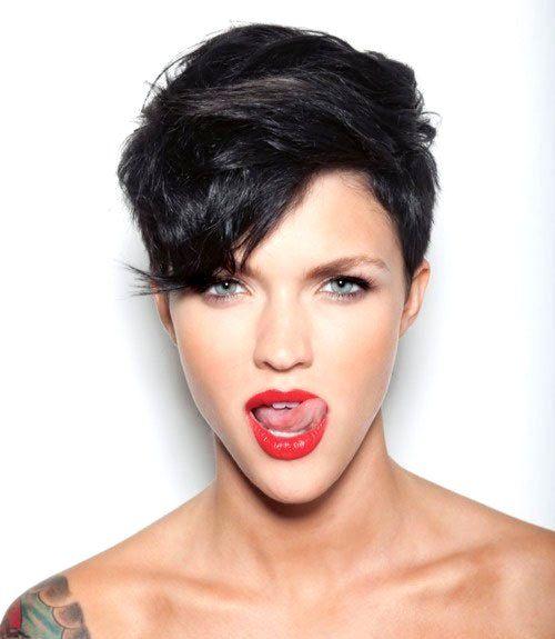 2015'in En Güzel Kısa Saç Modelleri
