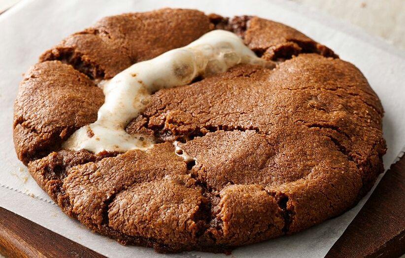 marshmallowlu cookie