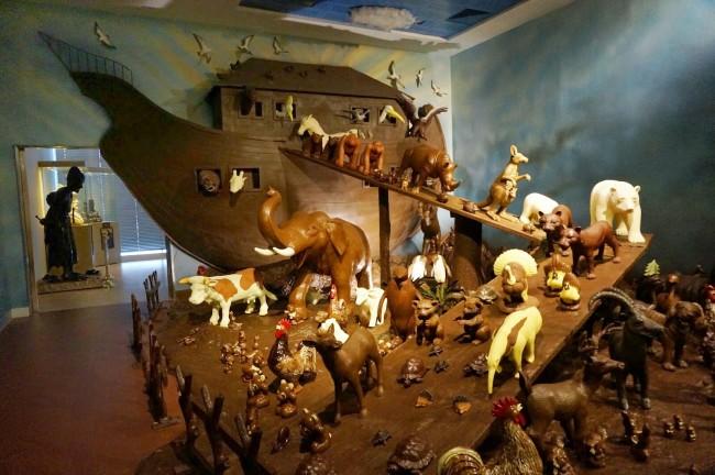 pelit çikolata müzesi
