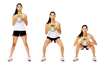 Doğru Squat Egzersizi
