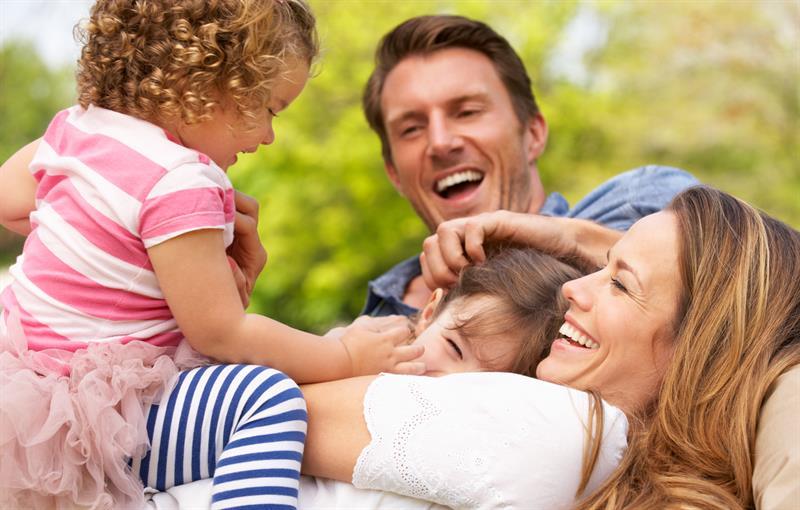 Mutlu Aile Olmanın 4 Adımı