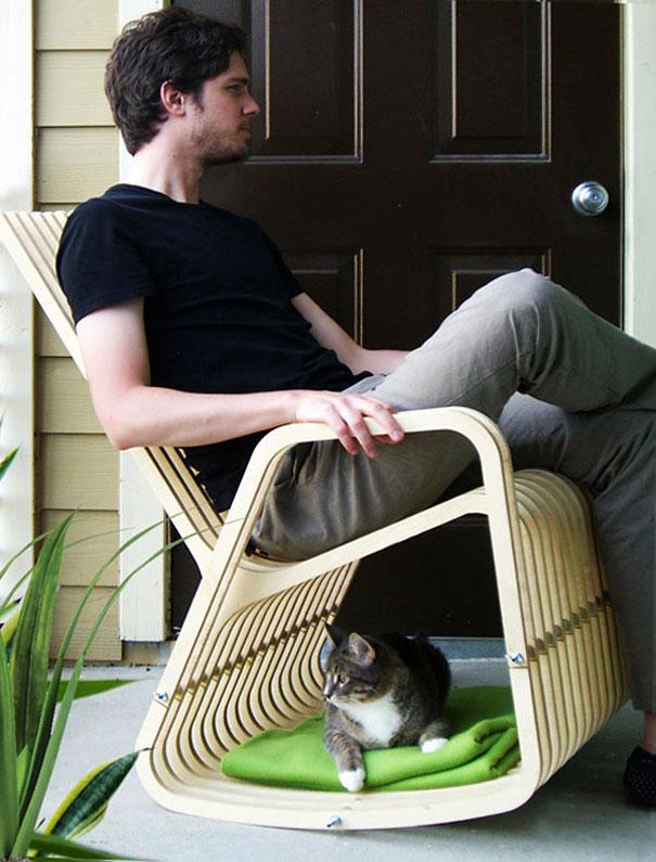 kedi sandalyesi