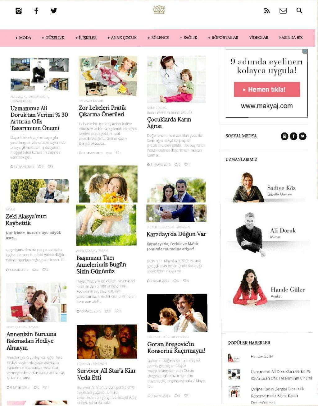 PurpleAslı'nın Gözünden Online Kadın Dergisi