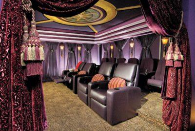 Bu Salonlarda Film İzlemek mi?