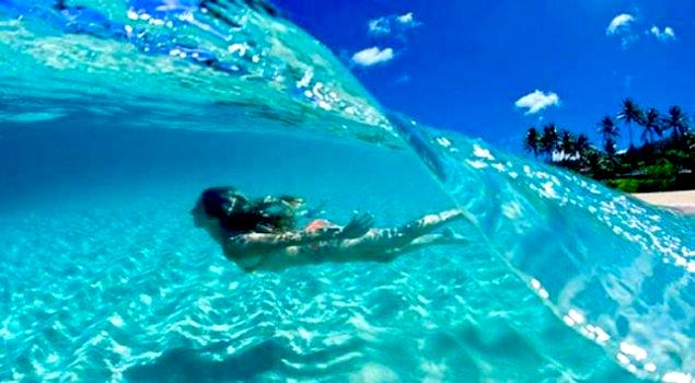 Kilolarınızı Denize Bırakın