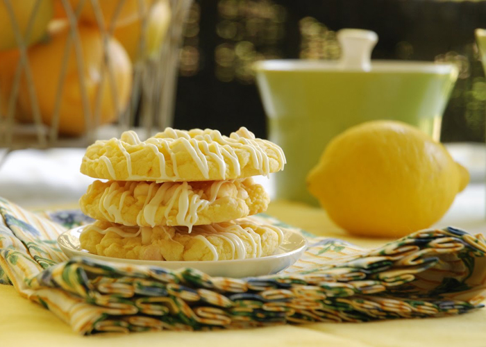 Sermin Alposkay'dan Limonlu Cookie Tarifi