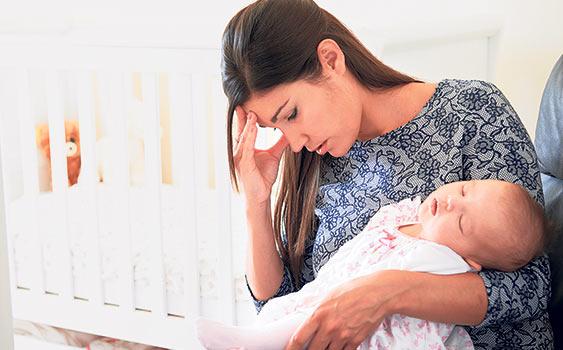 Depresyondaki Annelerin Dikkatine