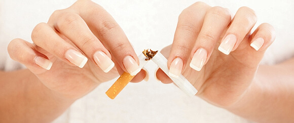 Yeni Yıla Sigarasız Girin