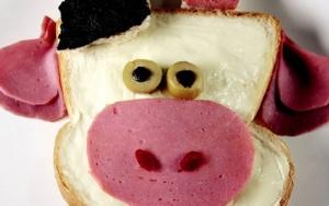 Çocukların En Sevdiği Sandviç