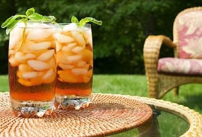 Metabolizma Hızlandırıcı Soğuk Çay