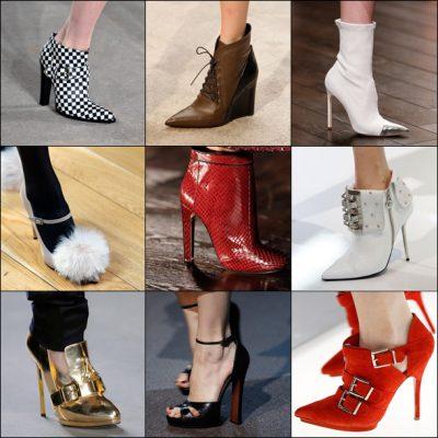2017 Ayakkabı Trendleri