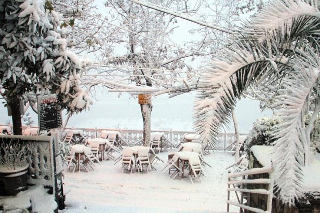Salı Günü Kar Geliyor