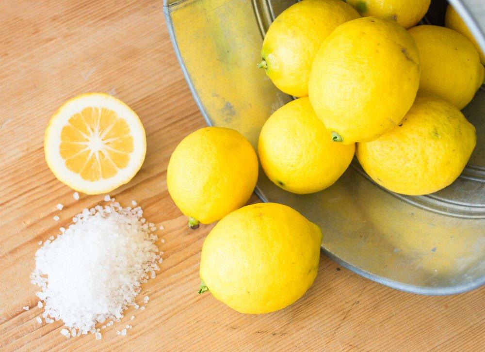 limon tuz