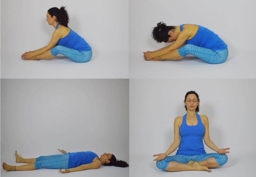 Yeni yıla girerken Yoga ile Canlanın, Zinde Kalın