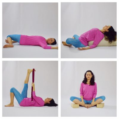 Menstrüasyon İçin Yoga