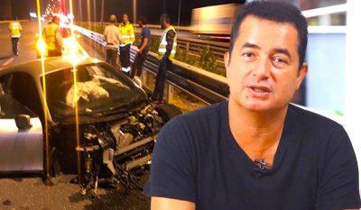 Acun Ilıcalı Geçirdiği Trafik Kazası Hakkında Açıklama Yaptı